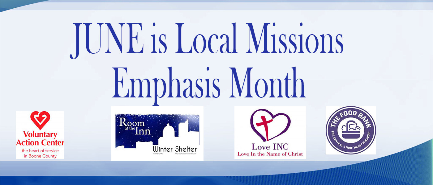Local Missions Emphasis Month 2015