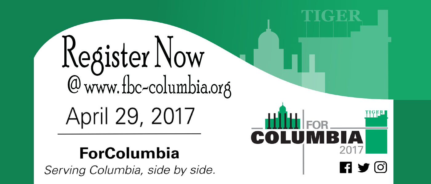 For Columbia- Serving the City