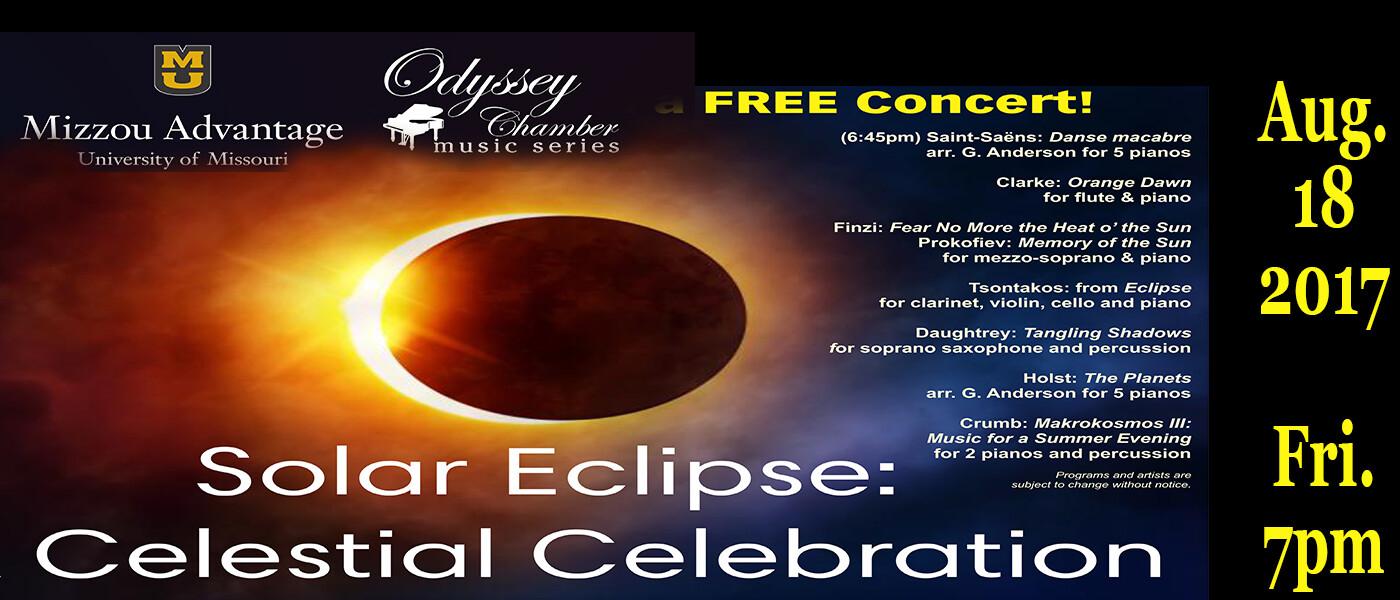 Solar Eclipe FREE concert  2017