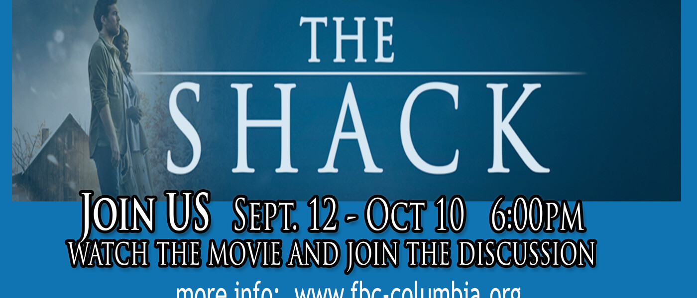 The Shack Movie and Discussion group