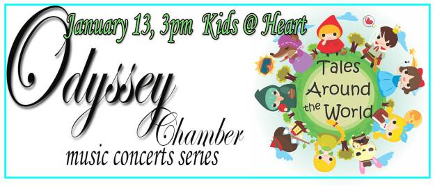 Odyssey Concert - Kids @ Heart