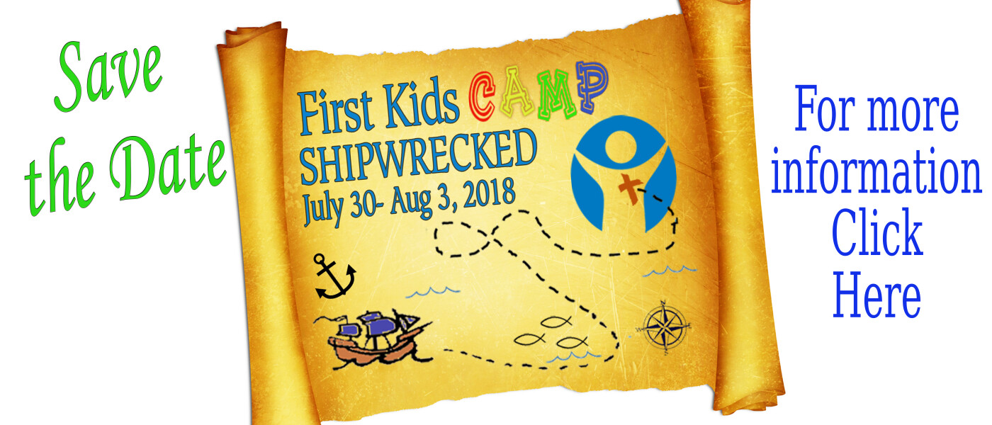 Save the Date for Frist Kids Camp 2018
