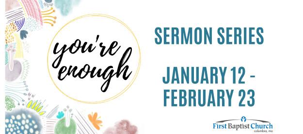 Sermon Series 2020 You
