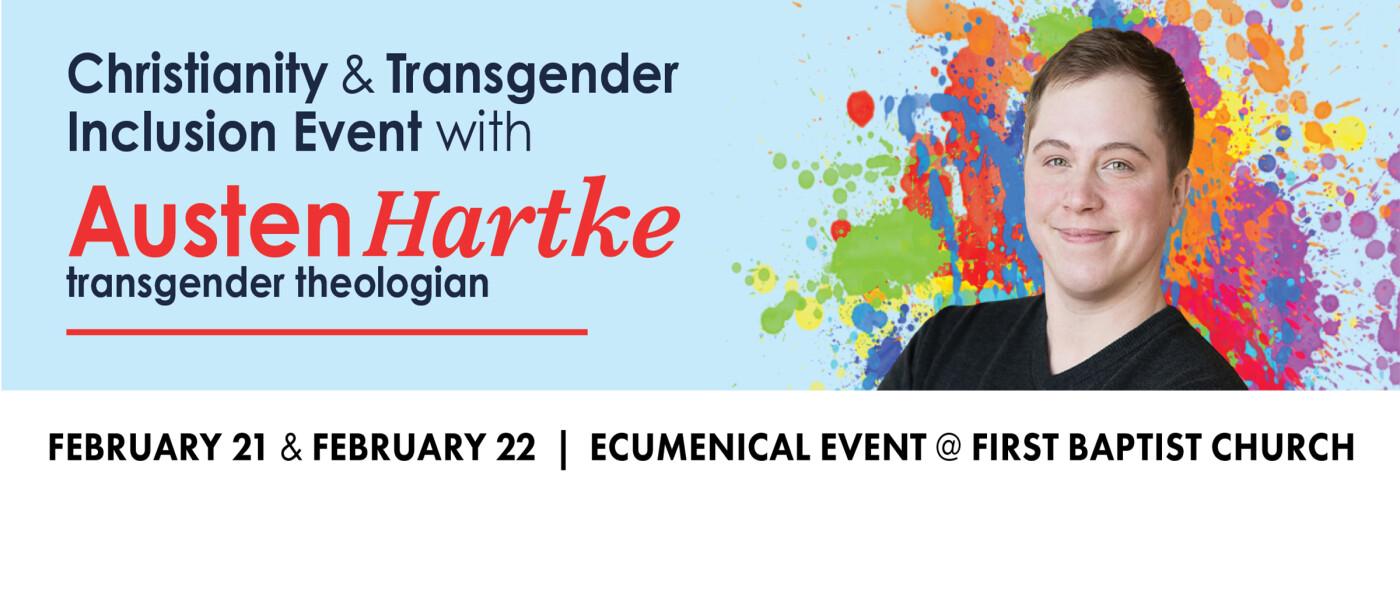 Austen Hartke transgender theologian