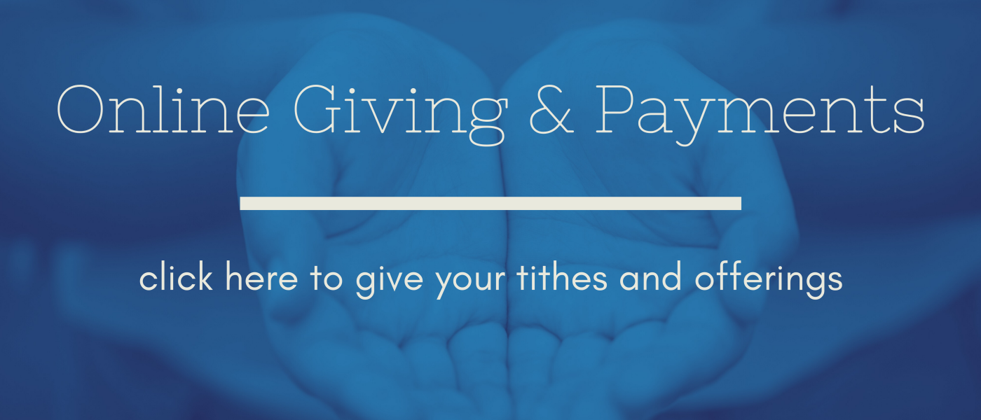 Online giving and payments