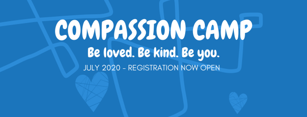 Compassion Camp- kids and family camp