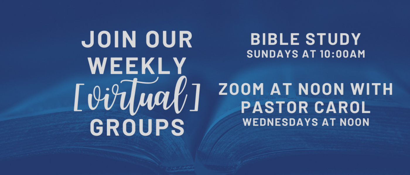 New Virtual Groups 4/17/2020