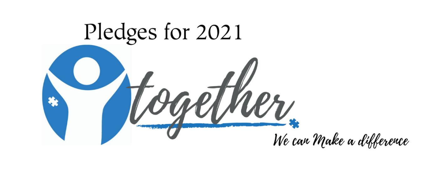 Online Pledge Card